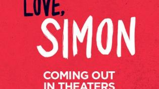 Love Simon graphic