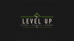 Level Up Games's logo