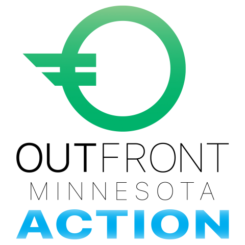 OutFront Action Logo